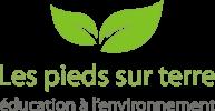 Les pieds sur terre Animations Nature Logo